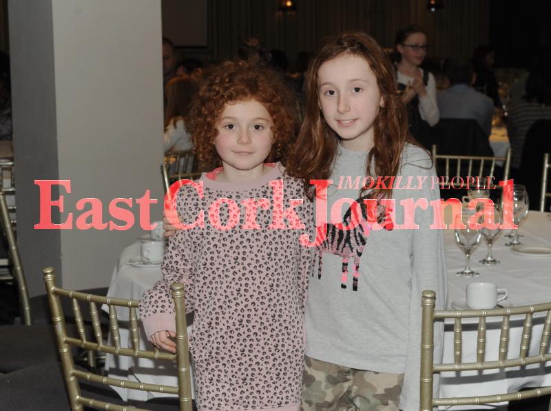 Lara and Anna Byrne