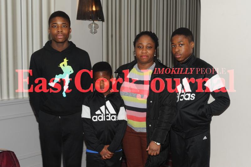 The Ebo Family