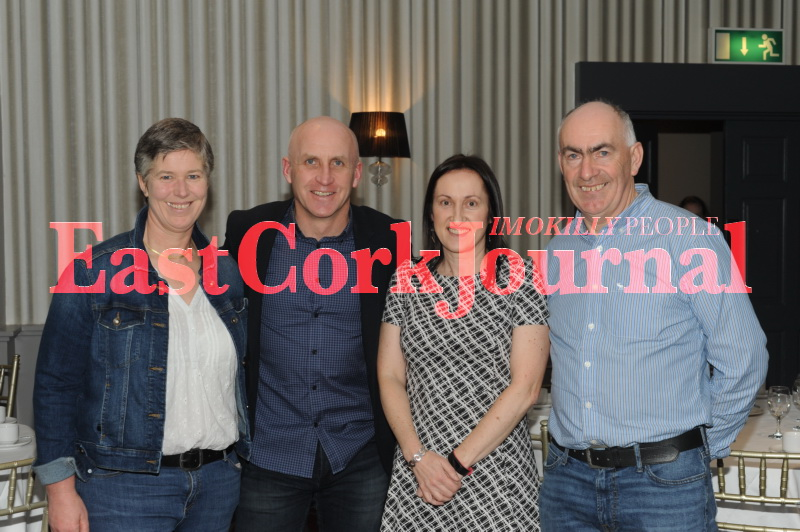 Cliona Hurley, Willie Walsh, Michelle Wholly and Ger Foley