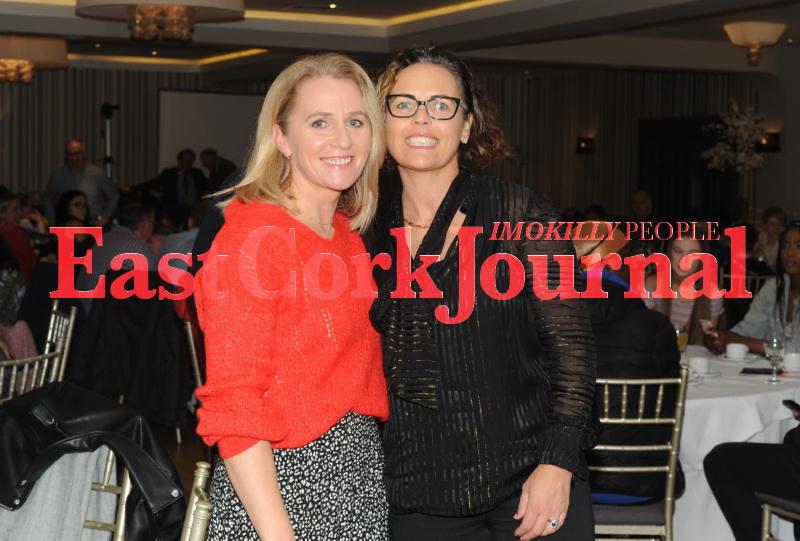 Fiona Twomey and Liza Davis